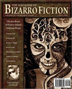 magazine of bizarro fiction 1